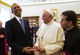 Papa Francisco Obama Osho
