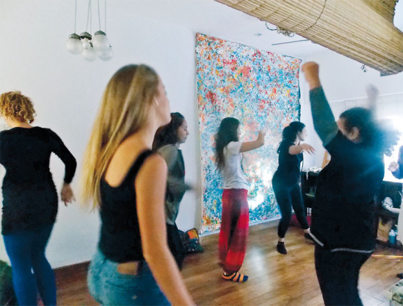 Danzar y Meditar